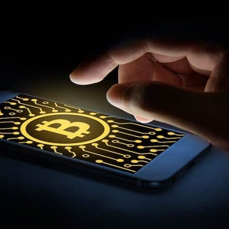 Android Phone bitcoin trading