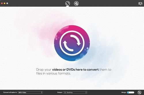 Convert M4A to MP3 via CISDEM video convertor app