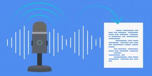 Speech-To-Text Software